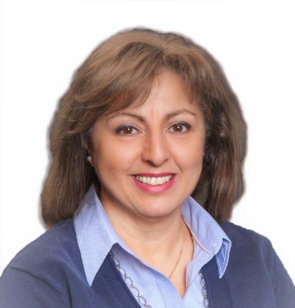 Anne Degian, Administrative Assistant